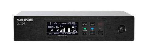 Shure QLXD24/B58 Digital Wireless Handheld Microphone System with BETA58A Cartridge QLXD24/B58