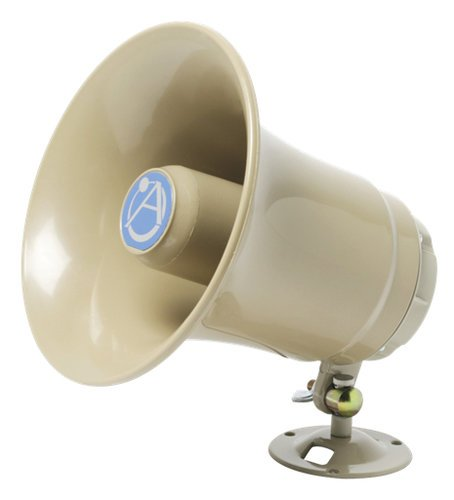Atlas Sound SC-15 15W 8 Ohm Indoor/Outdoor Paging Horn SC15