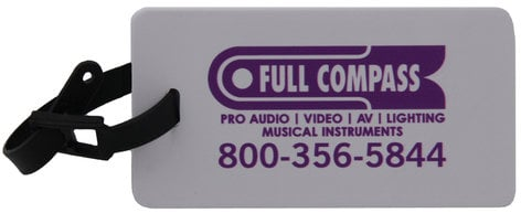 Full Compass Systems FCS-LUGGAGE-TAG  Luggage Tag FCS-LUGGAGE-TAG