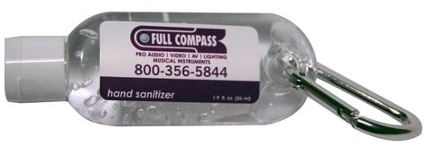 Full Compass Systems FCS-HAND-SANITIZER Hand Sanitizer FCS-HAND-SANITIZER