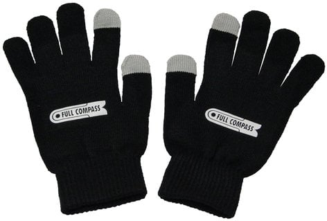 Full Compass Systems FCS-GLOVES-TOUCHSCRN  Touchscreen Gloves FCS-GLOVES-TOUCHSCRN