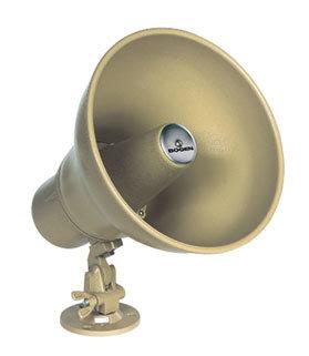 Bogen HS30EZ  30W Easy Design Horn Speaker for 70V Systems with Volume Control HS30EZ