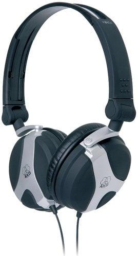 AKG K81 DJ Supra-Aural Closed-Back On-Ear Foldable Headphones for DJs K81DJ