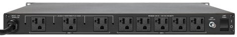 Furman P-8 PRO C 20A Classic Series Power Conditioner P-8-PRO-C