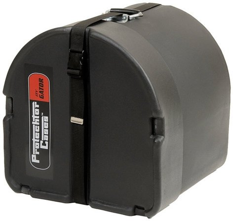 """Gator Cases GP-PC1311 11""""x13"""" Roto-Molded PE Classic Series Tom Case from Protechtor Cases GP-PC1311"""
