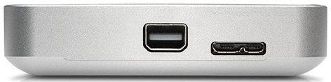 G-Technology 0G03040 1TB Thunderbolt / USB 3.0 External Hard Drive, 7200 RPM 0G03040