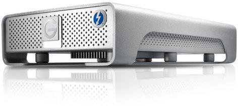 G-Technology 0G03050 4TB G|DRIVE External Hard Drive with Thunderbolt / USB 3.0, 7200 RPM 0G03050