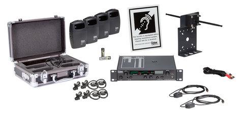 Listen Technologies LS-46 -072 Level III 72 MHz Stationary RF System LS-46-072