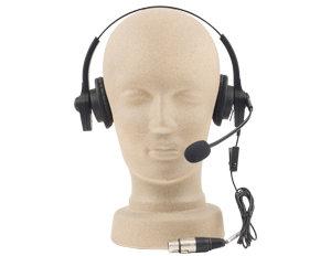 Anchor H-2000LT  Lightweight Headset for ProLink 500 Wireless Intercom System H-2000LT