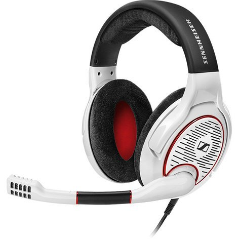 Sennheiser G4ME One Gaming Headset for Windows/Mac, PS4 and Xbox One in White G4ME-ONE