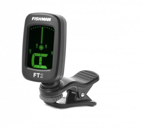 Fishman ACC-TUN-FT2 FT-2 Digital Chromatic Clip On Tuner ACC-TUN-FT2