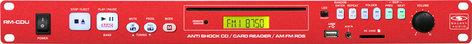 Galaxy Audio RM-CDU  1RU CD / USB / SD Card Plauer with Radio Data System (RDS) Tuner RM-CDU
