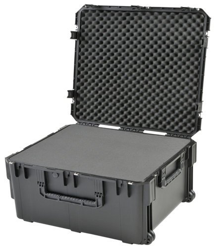 SKB Cases 3I-3026-15BC iSeries Waterproof Utility Case with Cubed Foam and Wheels 3I-3026-15BC