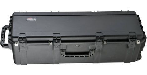 SKB Cases 3I-4213-12B-L iSeries Waterproof Utility Case with Wheels and Layered Foam 3I-4213-12BL
