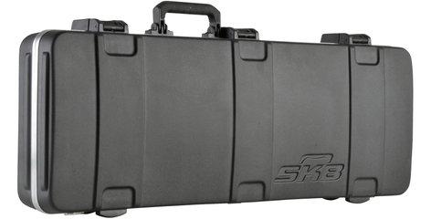 SKB Cases 1SKB-66PRO  Rectangular Hardshell Guitar Case for Stratocaster/Telecaster-Style Guitars 1SKB-66PRO
