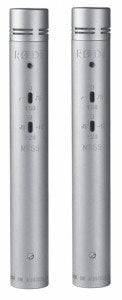 "Rode NT55-MP Acoustically Matched Pair of NT55 Multipattern 1/2"" Condenser Microphones NT55-MP"