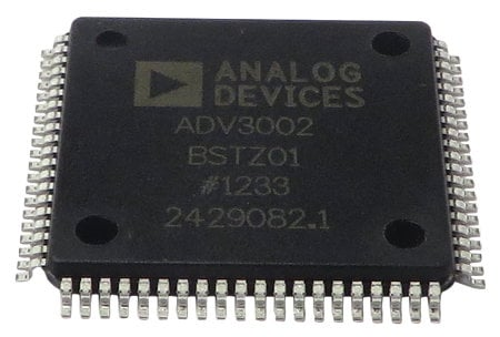 Denon 236810057606S  ADV3002BSTZ IC for AVR-3311 236810057606S