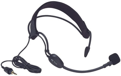 TOA WH4000A  Aerobic Headset Microphone for WM-5325 Wireless Transmitter WH4000A
