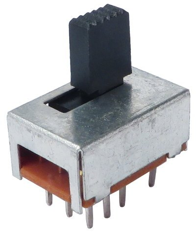 Shure 55A8124 Slide Switch for SCM810 55A8124