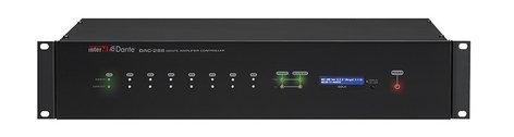 Inter-M Americas Inc DAC-288  Digital Audio Transport System with Dante Network Interface DAC-288