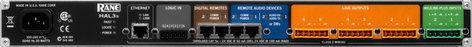 Rane HAL3S  1RU MultiProcessor HAL3S