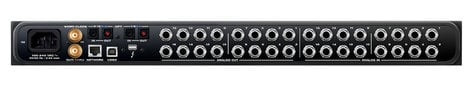 MOTU 16A 16 In/16 Out Thunderbolt Audio Interface with AVB Audio Networking 16A-THUNDERBOLT
