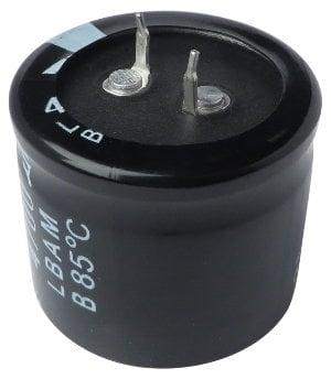 Peavey 70320148  4700uf 80v Capacitor for KB 5 70320148