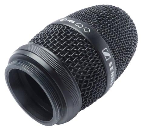 Sennheiser 535851  Black Mic Basket with Pop Filter 535851