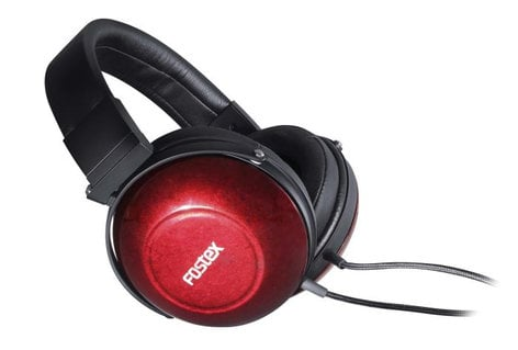 Fostex TH-900  On-Ear Reference Headphones with Red and Black Finish TH-900