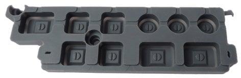 Denon 1190100000 Rubber keys for DNC630 1190100000