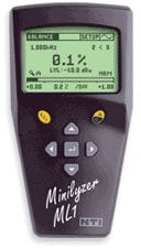 NTI ML1 Minilizer Analog Audio Meter ML1
