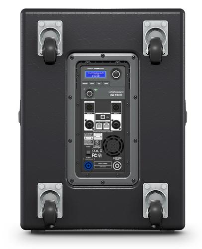 "Turbosound iQ15B 15"" 3000W Peak Powered Subwoofer with DSP and Digital Networking IQ15B"