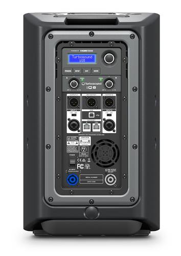 "Turbosound iQ8 8"" 2-Way 2500W Peak Powered Loudspeaker with DSP and Digital Networking IQ8"
