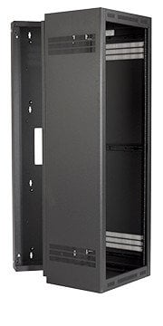 Lowell LWR-1623CO  16RU Wallmount Rack - Cabinet Only LWR-1623CO