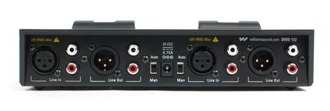 Williams Sound DWD 102 Digi-Wave Dual Bay Docking Station DWD-102