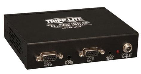Tripp Lite B132-004A-2  4-Port VGA with Audio over Cat5 / Cat6 Extender Splitter B132-004A-2