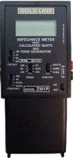 Goldline ZM1 Impedance Meter ZM1-GOLDLINE