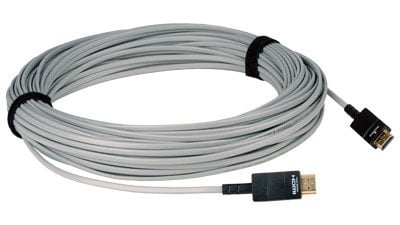 Intelix DL-AOCHP-010M 33 ft (10M) Plenum-Rated Hybrid Copper/Fiber Optic HDMI Cable DL-AOCHP-010M