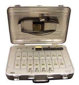 RCI Custom BM16D-B  Media Mult Box, Active with Battery BM16D-B