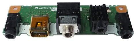 Panasonic VEP20C74A  PC Jacks PCB for AG-HMC40P VEP20C74A