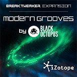 iZotope Modern Grooves BreakTweaker Sound Library MODERN-GROOVES