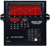 Goldline DSP30 30-Band Portable Audio Analyzer (with MK8A Microphone) DSP30-GOLDLINE