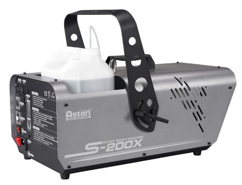 Antari Lighting & Effects S-200X Silent Snow Machine S-200X