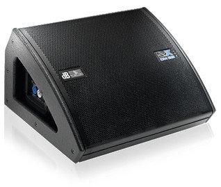 "DB Technologies DVX DM28 1500W Active 2x 8"" Stage Monitor DVX-DM28"