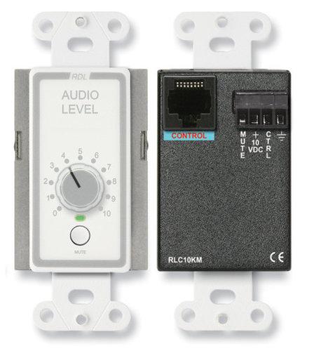 Radio Design Labs D-RLC10KM  Remote Level Control with Muting D-RLC10KM