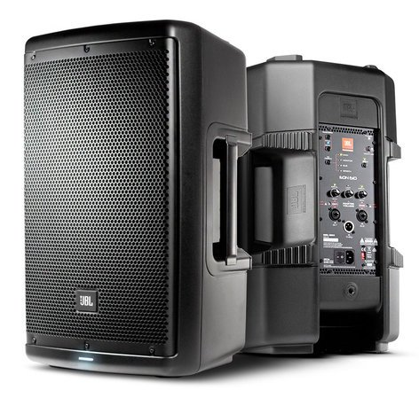 "JBL EON610 10"" Two-Way Multipurpose Self-Powered Sound Reinforcement EON-610"