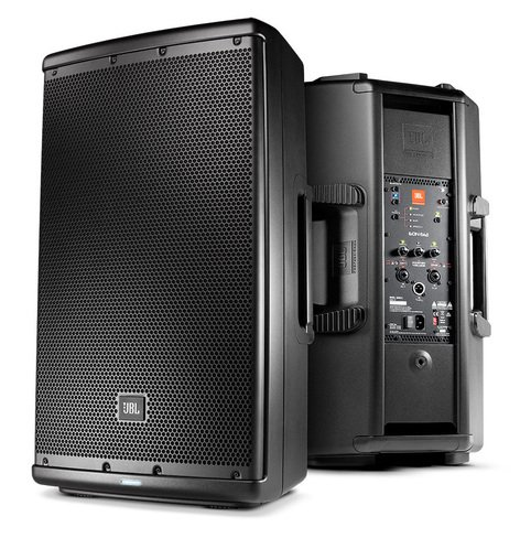 "JBL EON612 12"" Two-Way Multipurpose Self-Powered Sound Reinforcement EON-612"