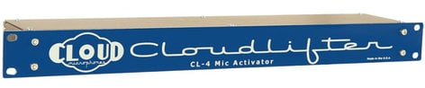 Cloud Microphones Cloudlifter CL-4 4-Channel Microphone Activator CLOUDLIFTER-CL4
