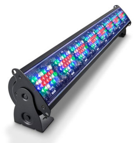 Philips Color Kinetics 116-000030-00 4Ft RGBA ColorBlaze TR4 LED Batten with 18° Beam Angle 116-000030-00