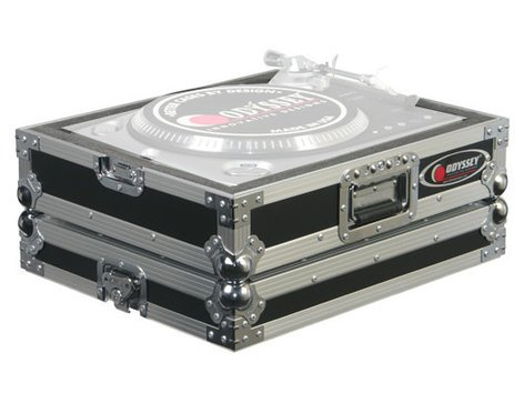Odyssey FTTX-BLACK  ATA Turntable Case FTTX-BLACK